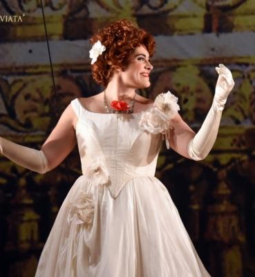 Traviata – Teatro Giuseppe Verdi – Busseto