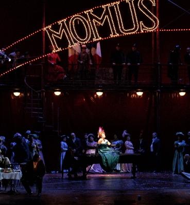 Bohème  – Musetta – Teatro Comunale di Bologna
