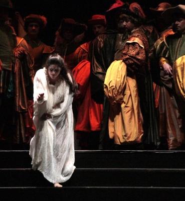 RIgoletto di G. Verdi – Gilda – Teatro Comunale di Bologna